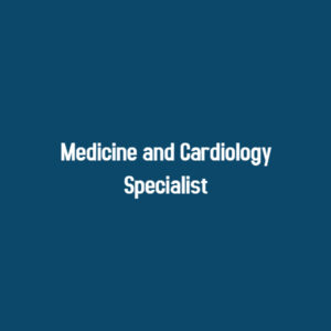 Best Medicine and Cardiology Specialist